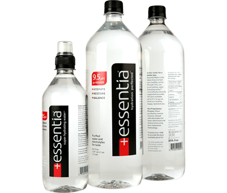 Pressure Sensitive Labels - Bottles